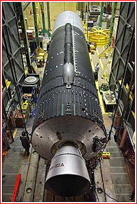 Second Mission Of The Angara 5 Rocket