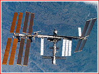 ISS after STS-120